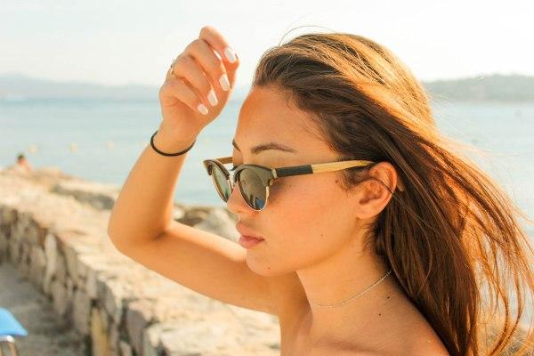 natural sunglasses
