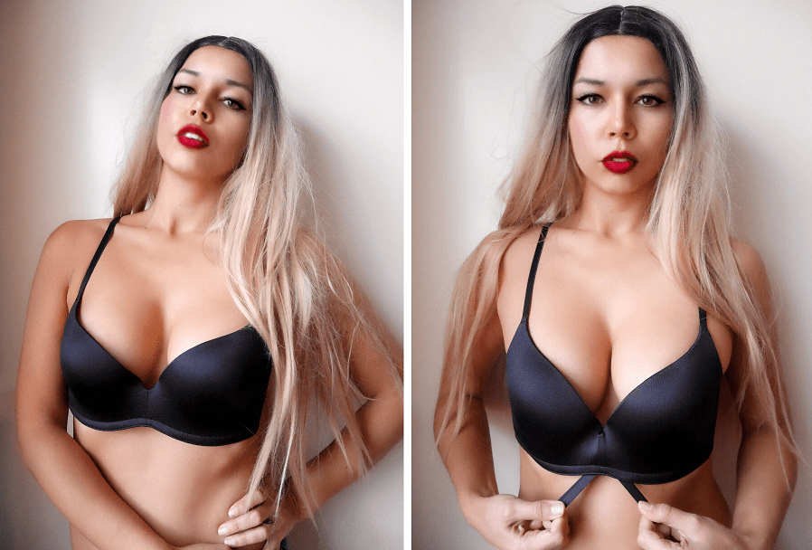b1a9bd79ca UpBra review  give your boobs an instant lift. bra