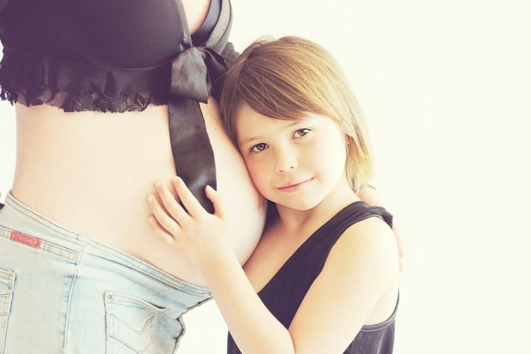 pregnant mom