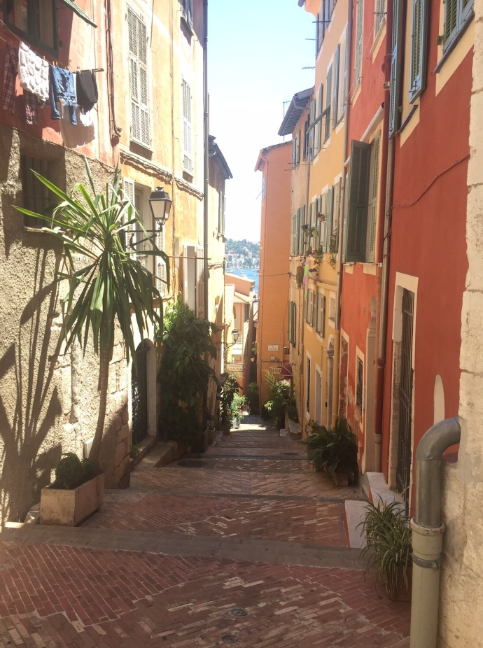 Ville Franch Sur Mer, French Riviera