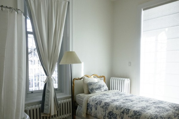 Bedroom, Bed, Room, Home, Interior, Bedding, Apartment