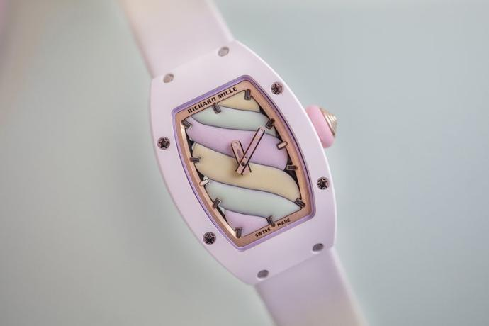 richard mille, bon bon collection