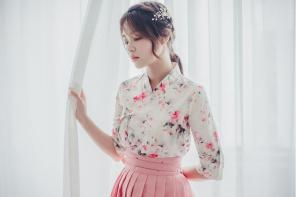 Modern Hanbok and its Transformation into A Fashion Statement