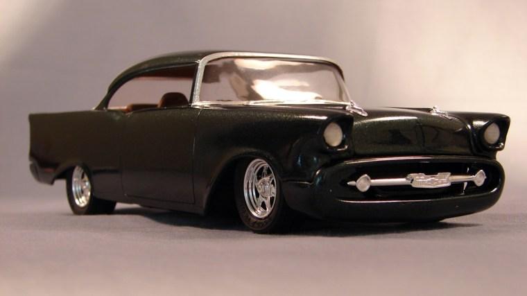 Chevrolet Belair Custom 1957