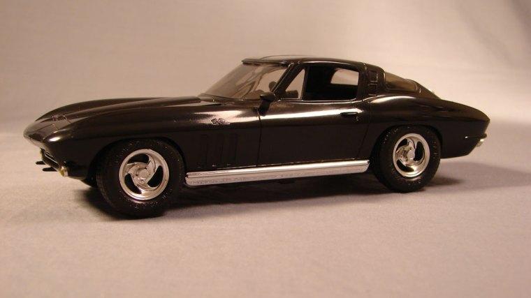 """Chevrolet Corvette """"Black Rat"""" 1965"""