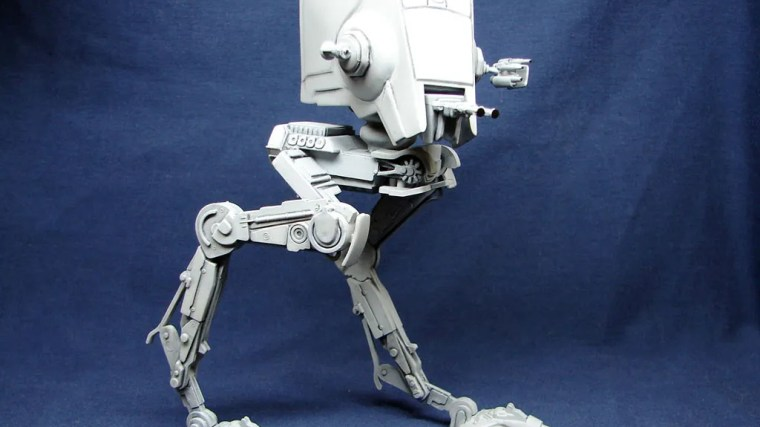 Star Wars: AT-ST Walker