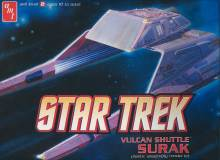 Star Trek: Vulcan Shuttle Surak