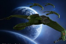 Star Trek: Klingon Bird of Prey