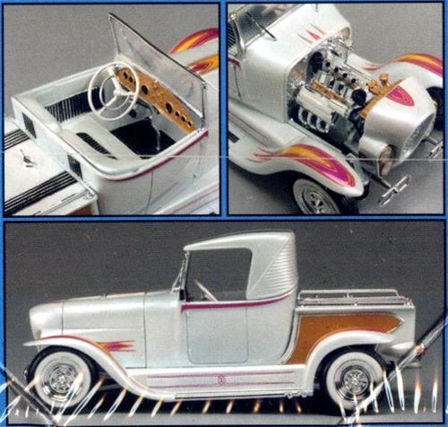 Ala Kart Show Car by George Barris 125 fs