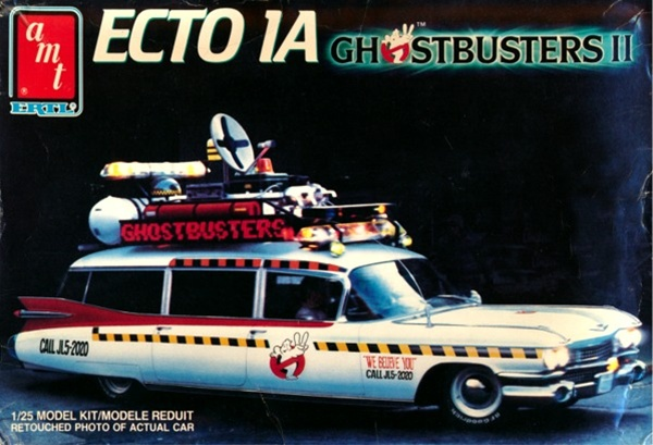 1959 Cadillac Ghostbusters ECTO 1 125 fs