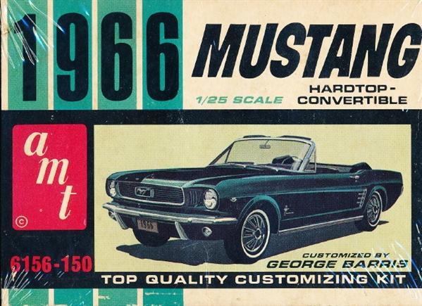 Mustang Convertible Hardtop