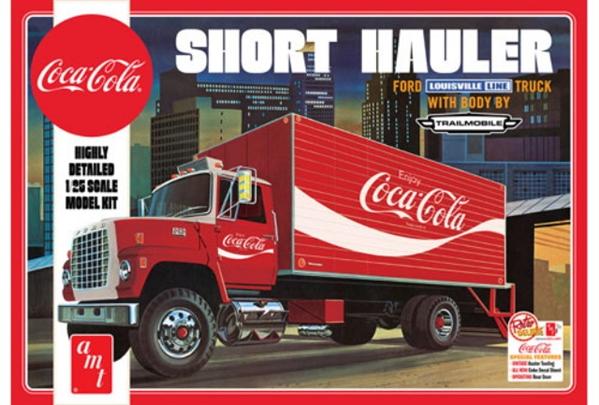 Coca Cola 1970 Ford Louisville Short Hauler 125 fs