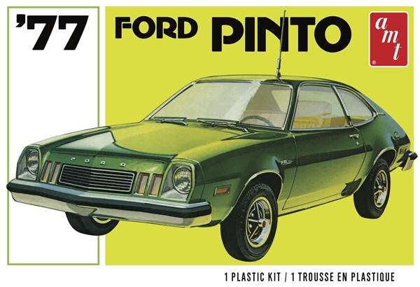 1977 ford pinto 1