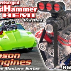Series Wiring Diagrams 1981 Yamaha G1 Golf Cart Diagram Roadhammer Supercharged Hemi Pro Mod Drag Engine (master Series) (1/25) (fs)