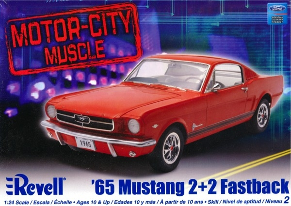 Never any rust or accidents. 1965 Ford Mustang 2 2 Fastback 1 24 Fs