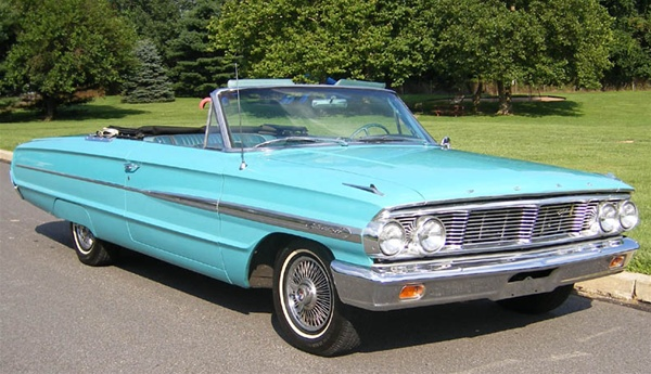 1964 Ford Galaxie Convertible 125 Transkit