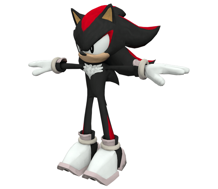 Xbox 360 Sonic The Hedgehog 2006 Shadow The Models Resource