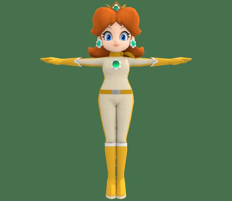 Wii U Mario Kart 8 Daisy Suit The Models Resource