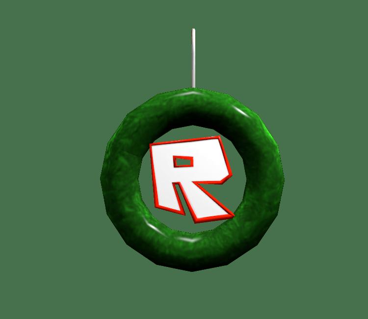 PC Computer Roblox Christmas Tree Ornament The
