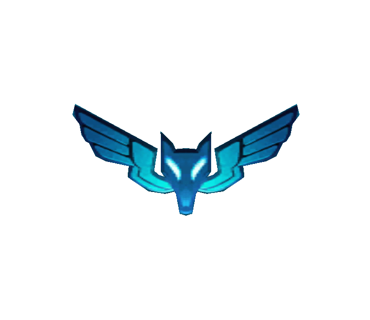 GameCube Star Fox Adventures Trickys Star Fox Badge