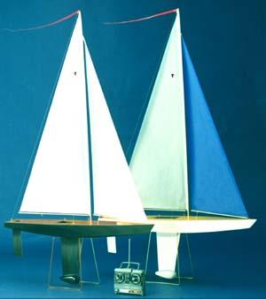 Radio Control Sailboat Pond Sailer Pond Sailor Toy Boats