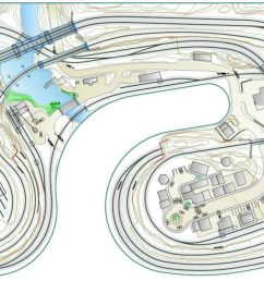 layout planning model scenery structure model railroads layout planning track wiring plans [ 1188 x 768 Pixel ]