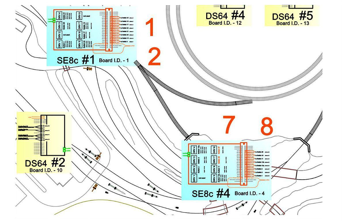 dcc wiring diagram venn sorting shapes basics a layout for power  readingrat