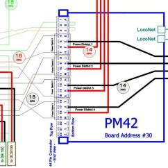 Dcc Wiring Diagram Thetford Cassette Toilet Dave Road Information Model Trains Electrical