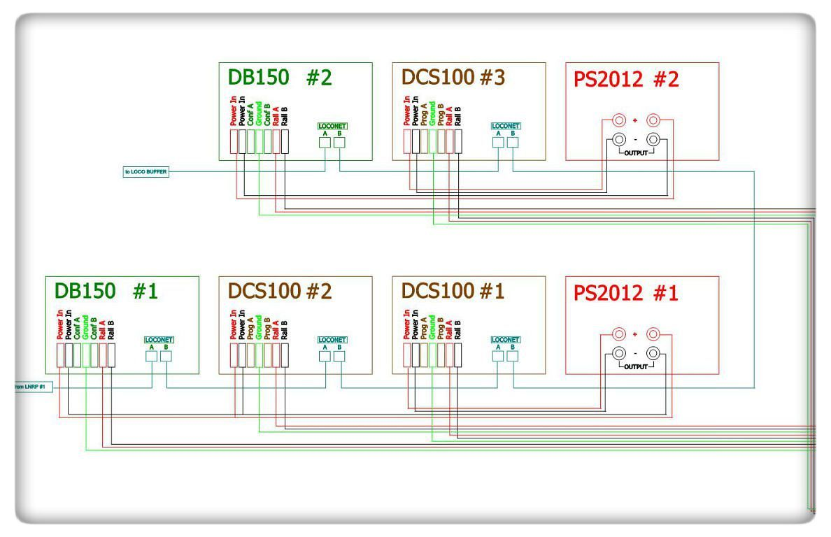 dcc model railway wiring diagrams 2000 chevy silverado radio diagram trains for bmw e34