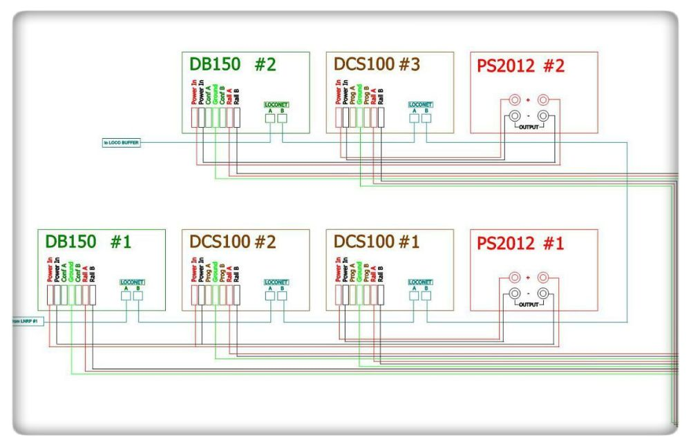 medium resolution of dcc trains wiring diagram for bmw e34 wiring diagram electric train wiring diagrams bachmann ho train