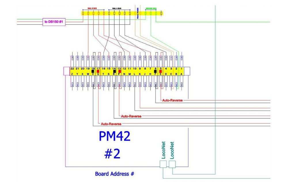 medium resolution of model train dcc wiring 916