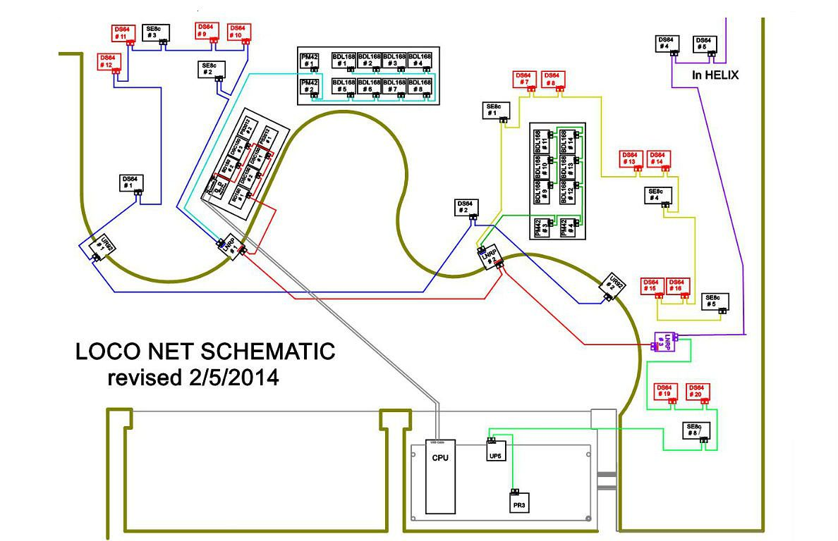 dcc wiring diagram tree for rolling two dice layout planning model scenery and structure
