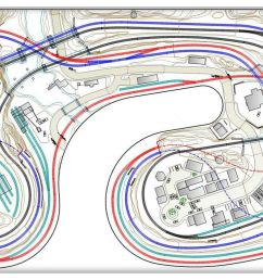 design model scenery structure commercial slot car track wiring model train layout plans 108 model [ 1188 x 768 Pixel ]