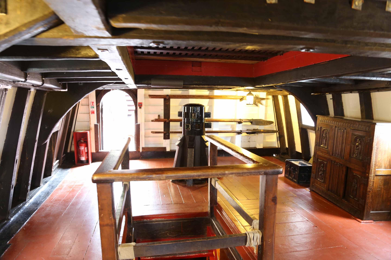 Photos Of Golden Hinde Ii Replica Of Sir Francis Drake S