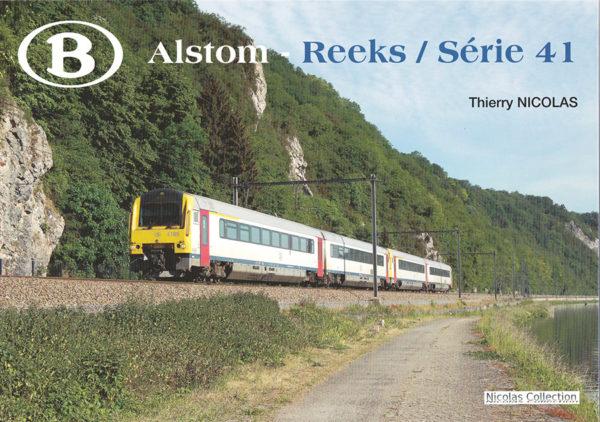 Modelspoormagazine Alstom reeks 41