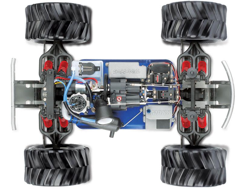 traxxas t maxx 3 parts diagram 2004 jeep grand cherokee window wiring t-maxx classic (black) 49104-1bk