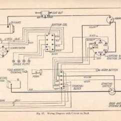 Ford Starter Wiring Diagram O2 Sensor Chevy Model T Central Reference Library