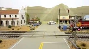 American HO Model Railroad Image 8