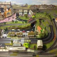 Dcc Model Railway Wiring Diagrams Directv Swm 8 Diagram Track Toyskids Co 6x4 N Scale Train Layout Bus