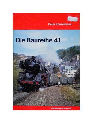 Baureihe 41 Eisenbahn kurier