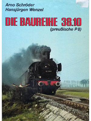 baureihe 38 p8