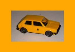 VW Golf fleischmann