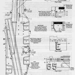 Uss Enterprise Diagram Polaris Winch Wiring Reviews Also Included Is An Instruction Sheet With A Great Of The Correct Placement Various Decals General Instructions Are On Other Side