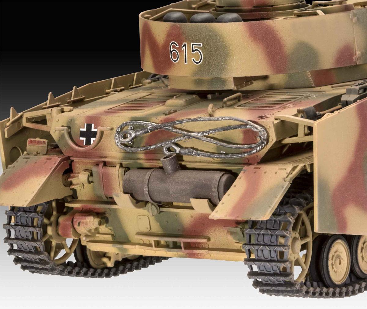Revell 03333 Pz.Kpfw.IV Ausf.H Panzer IV - grootste modelbouwwinkel van Europa