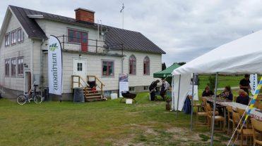 Bönhuset i Svarttjärn.