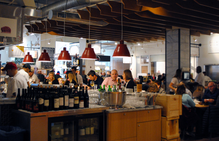 Eataly Restaurants Moderately Excited Chicago Travel Blog