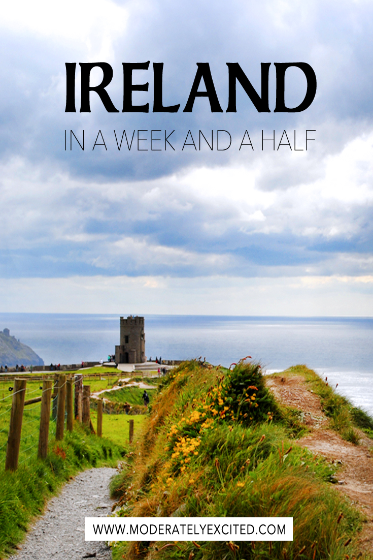 How to see Ireland in a week and a half