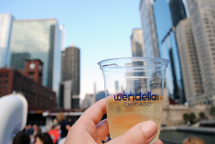 Why you definitely need to check out Wendella's sunset wine and cheese boat tours!