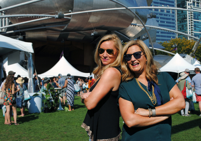 Catie Keogh and Colleen Kelly digital contributors for Travel Channel's Trip Sisters show