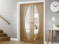 Modern wooden doors - internal, external, bespoke